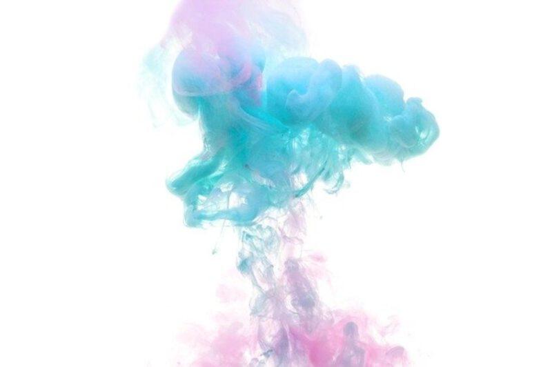 plamy z farby